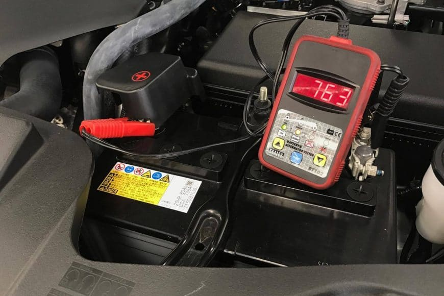 When Was The Last Time You Checked Your Battery?