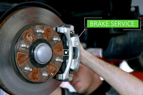 Car Servicing and Brake servise at McCormack's Auto Service
