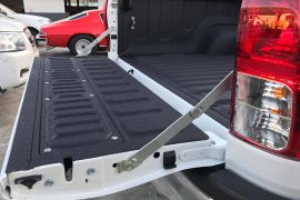 HiLux UTE Tray Black Speedliner Spray-On Bedliner Coating