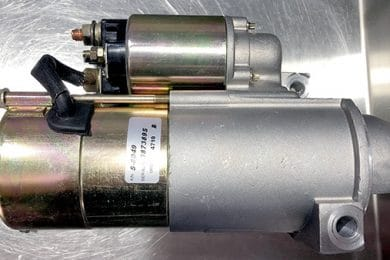 Starter Motors and Alternators