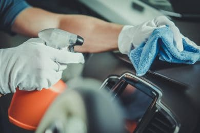 Keep Your Car Clean and Coronavirus-free