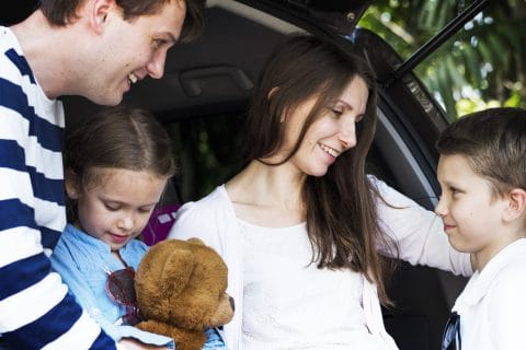 Easter Holiday Road Trip Safety Check