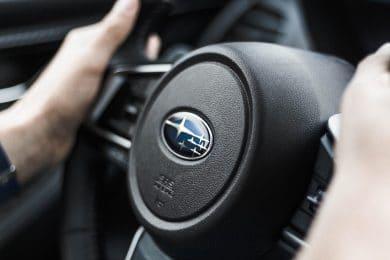 Subaru Collision Repairer