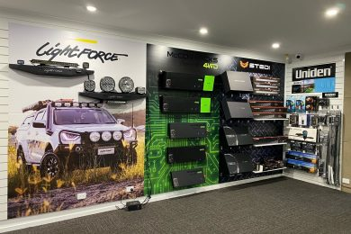 Welcome to our new 4×4 Showroom!